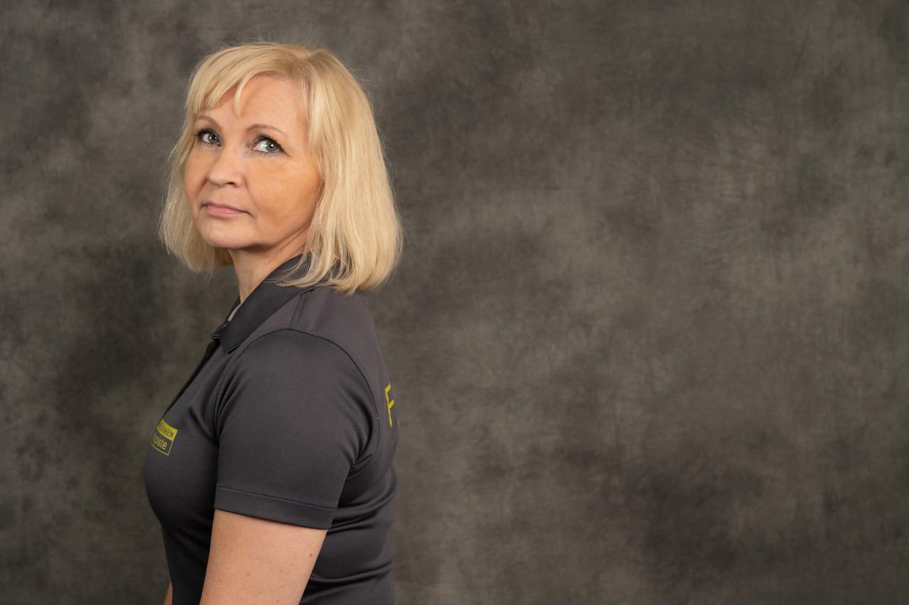 Fysioterapeutti, OMT <br>Eija Aliranta
