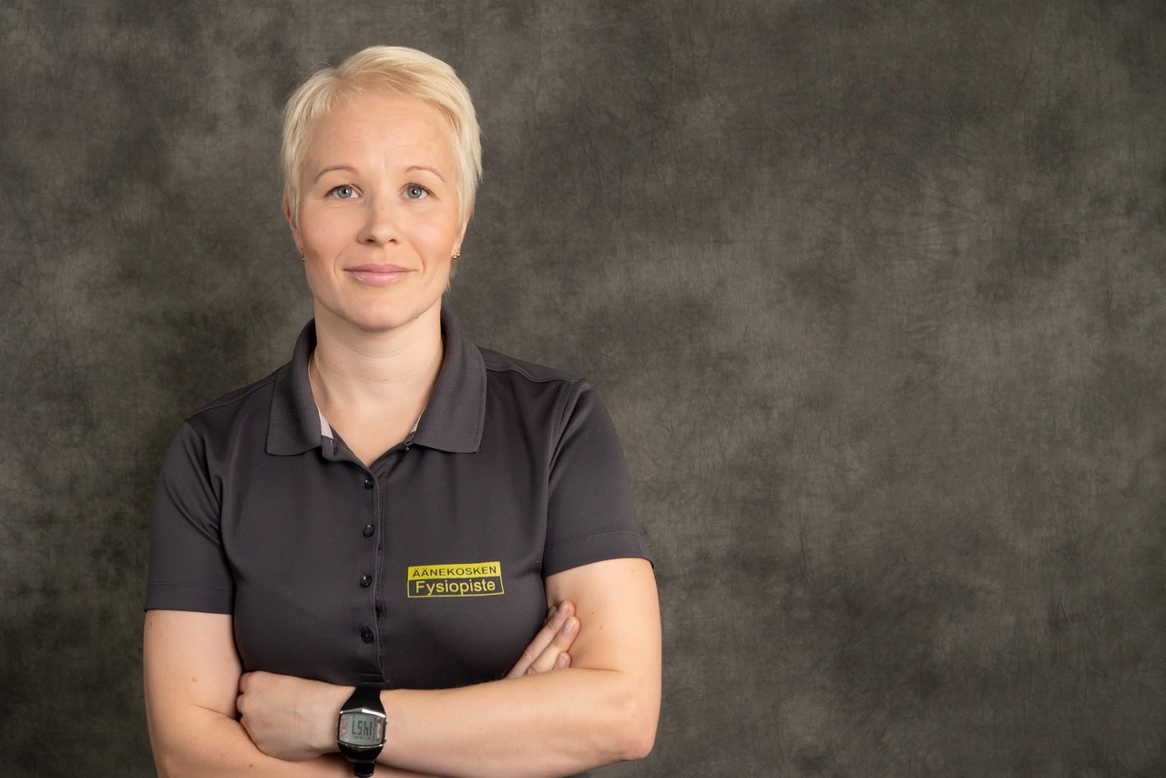 Fysioterapeutti, NDT-Bobath <br>Tiina Mäntynen