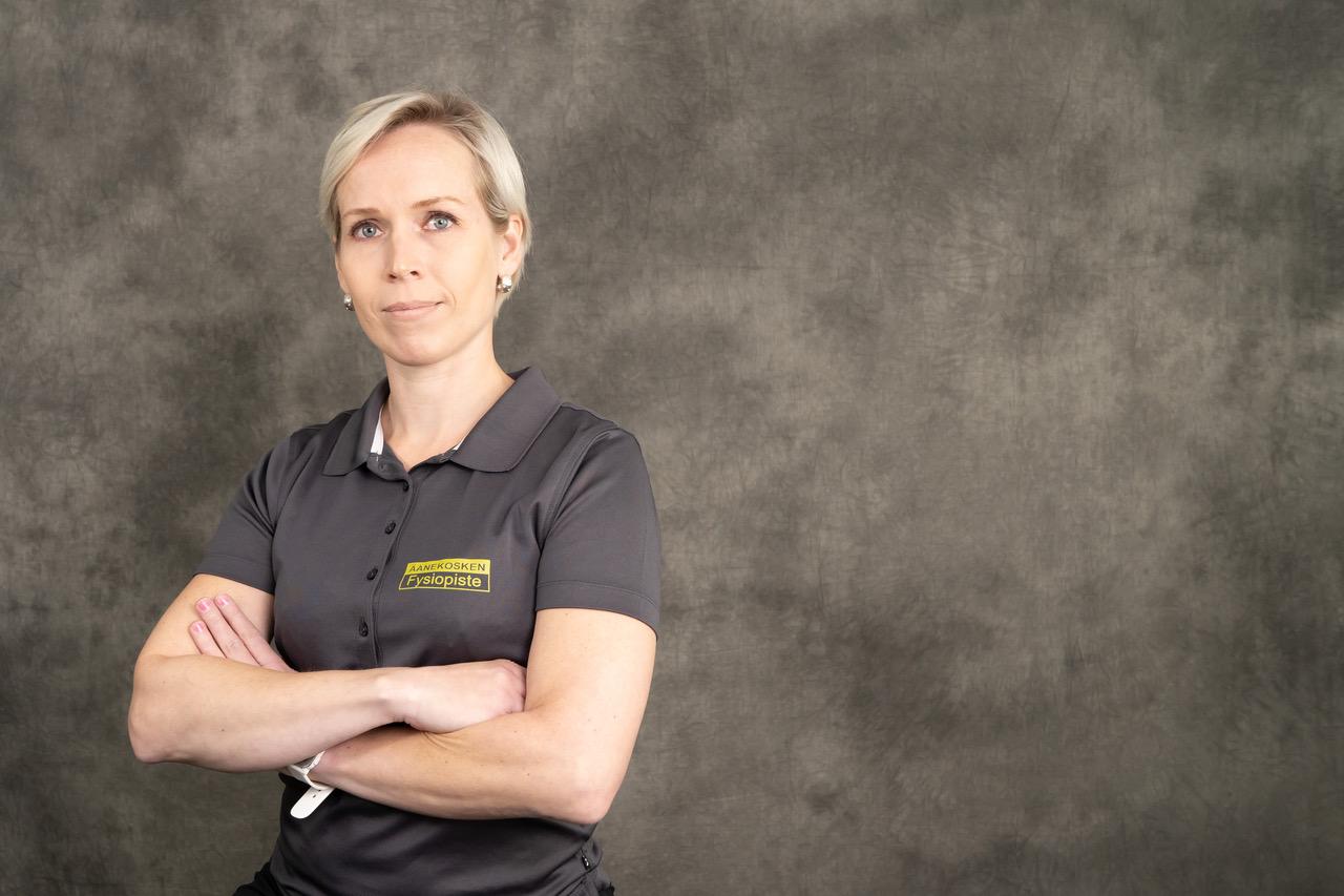 Fysioterapeutti, NDT-Bobath  <br>Johanna Meriläinen